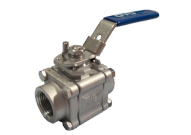 compact forged steel ball valve