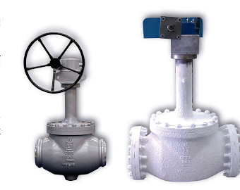 Top Entry Ball Valves in cryogenic LNG